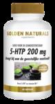 Golden Naturals 5-HTP 200mg 60caps