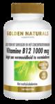 Golden Naturals Vitamine B12 1000mcg 100st
