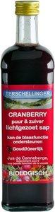 Terschellinger Cranberrysap Gezoet