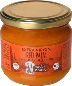 Amanprana Rode Palm olie 325ml