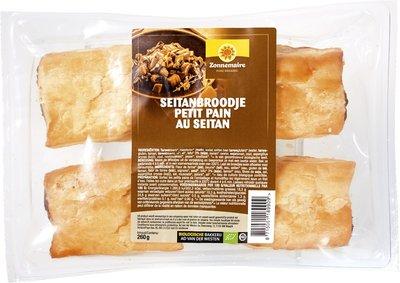 Zonnemaire Afbak Seitanbroodjes