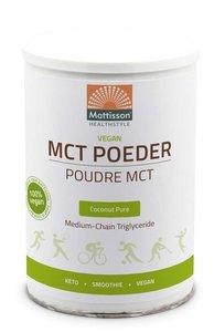 Mattisson Vegan Vegan MCT Poeder – Coconut Pure
