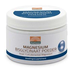 Mattisson Magnesium Bisglycinaat Poeder