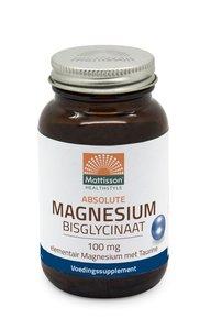 Mattisson Magnesium Bisglycinaat met Taurine