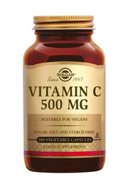 Solgar Vitamin C 500 mg 100Vcaps