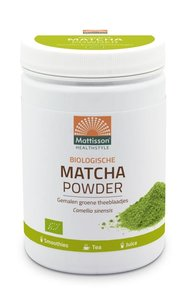 Mattisson Biologische Matcha Poeder