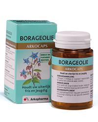 Arkocaps Borage-olie