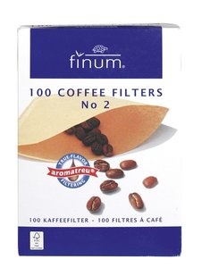 Finum Koffiefilters No 2