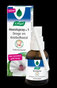Vogel Hoestspray nr.1 droge hoest