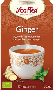 Yogi Tea Ginger Thee