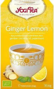 Yogi Tea Ginger Lemon Thee