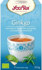 Yogi Tea Ginkgo Thee