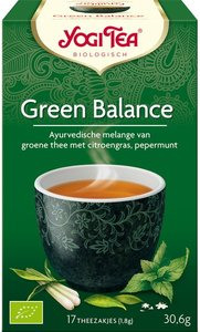 Yogi Tea Green Balance Thee