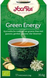 Yogi Tea Green Energy Thee
