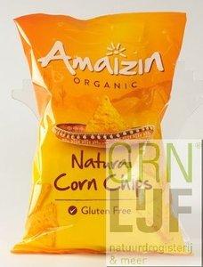 Amaizin Corn Chips (mais-chips)