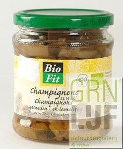 Bio-Fit Champignons gesneden
