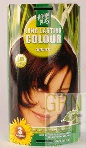 HennaPlus Long lasting colour 4.56 auburn