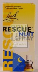 Bach Rescue remedy Nacht Spray