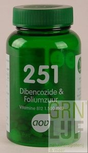 AOV Dibencozide & foliumzuur 251