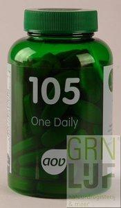 AOV One Daily 105