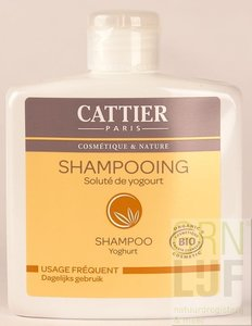 Cattier Shampoo yoghurt voor dagelijks gebruik