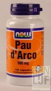 Now Pau D'' arco capsules