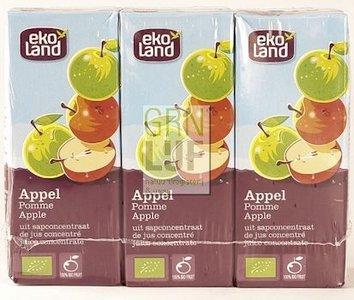 Ekoland Appel pakjes