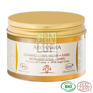 Argandia Argan Lichaamsscrub Amber