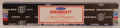 Saibaba Nagchampa Midnight wierook