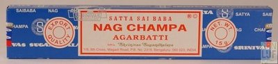 Saibaba Nagchampa Agarbatti wierook