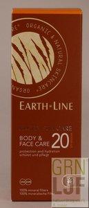 Earth-Line ARGAN BIO SUN Face & Body factor 20