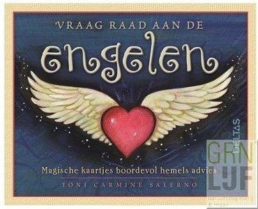 Vraag raad aan de engelen, kaarten