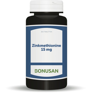 Bonusan Zinkmethionine 15 mg grootverpakking