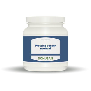 Bonusan Proteïnepoeder neutraal