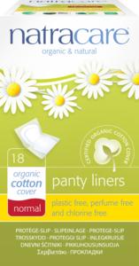 Natracare Inlegkruisjes Panty Liners