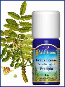 biologische frankincense olie