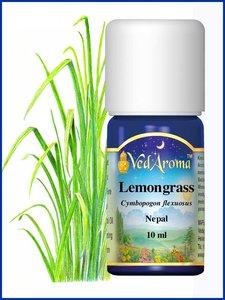 Lemongrass BIO etherische olie VedAroma