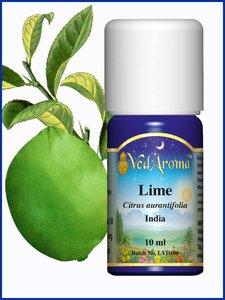 Limoen BIO etherische olie VedAroma