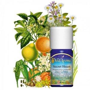 Secret Heart etherische olie mix