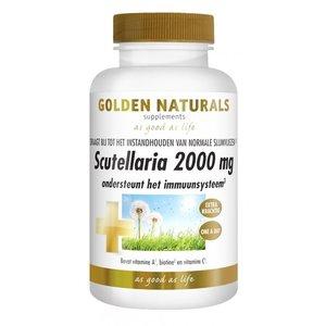 Golden Naturals Scutellaria 200 mg