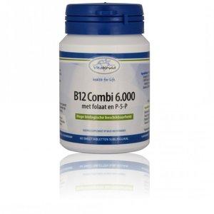 Vitakruid B12 Combi 6.000 met folaat en P-5-P