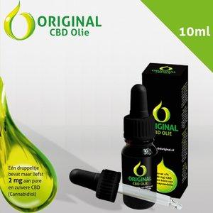CBD olie 4% Original