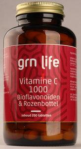 Vitamine C 1000 TR met bioflavenoiden & Rozenbottel