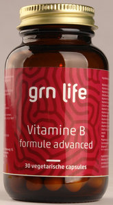 GRN LIFE Vitamine B Formule Advanced