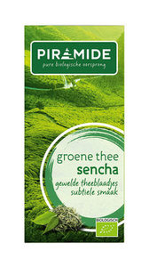 Piramide Groene thee Sencha