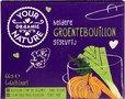 Your Organic Heldere groentebouillonblokjes zonder gist