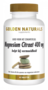 Golden Naturals Magnesium Citraat 400mg 60 tabl