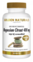 Golden Naturals Magnesium Citraat 400mg 180 tabl