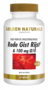 Golden Naturals Rode Gist Rijst & 100mg Q10 60caps