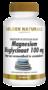 Golden Naturals Magnesium Bisglycinaat 100mg 90tabl